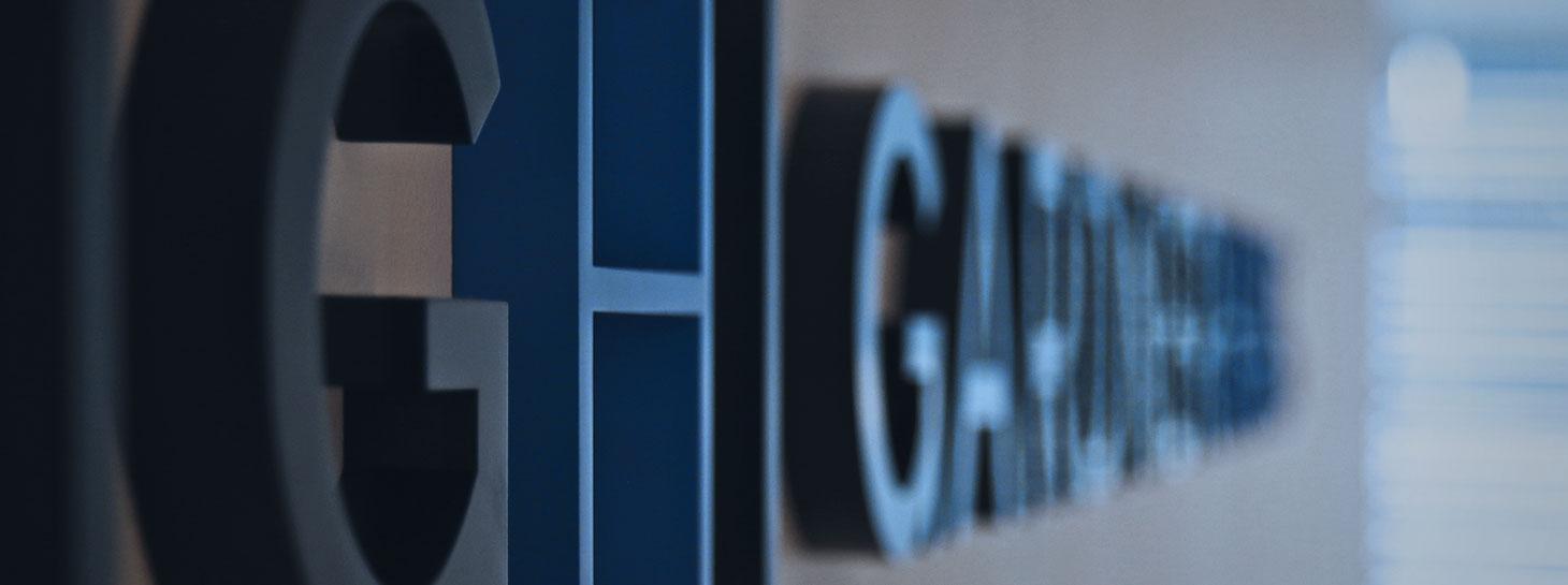 Gardner Haas logo sign